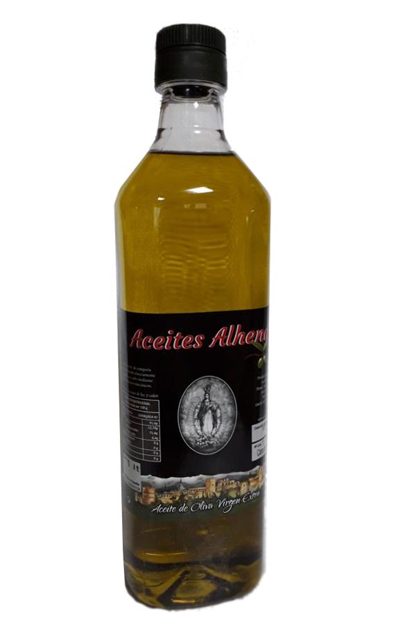Aceite de Oliva Virgen Extra 1L (15 unidades)